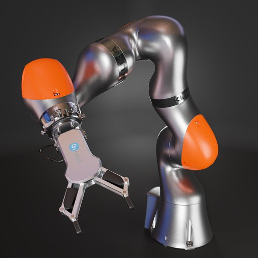 Thumbnail: Robot KUKA LBR Iiwa14