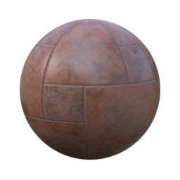 Thumbnail: Brown tiles pattern