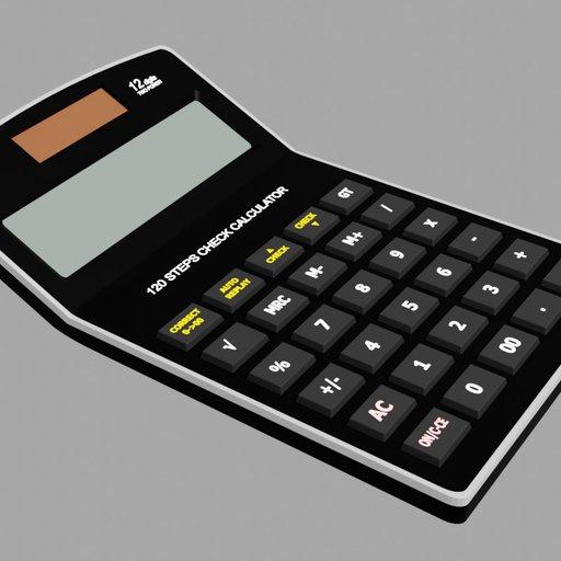 Thumbnail: Calculator