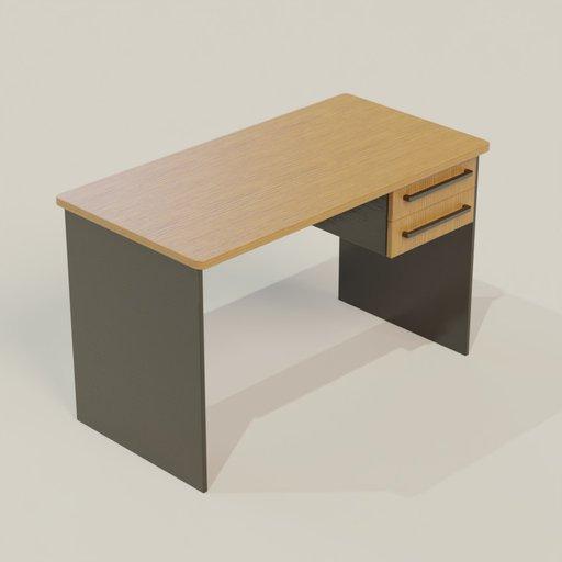 Thumbnail: Office Desk 1200 * 600mm