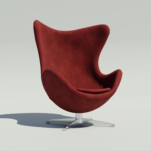 Thumbnail: Egg Chair