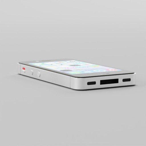 Thumbnail: Apple iPhone 4 (4th Gen) - 2010