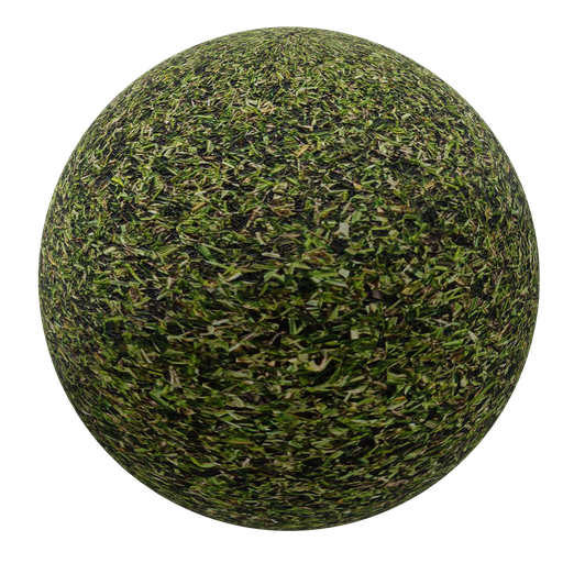 Thumbnail: Procedurally seemless grass texture