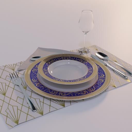 Fancy Table Set