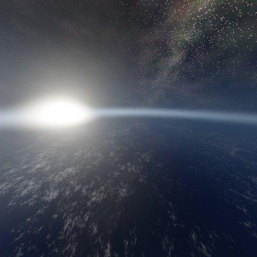 Thumbnail: New Orbit Sky