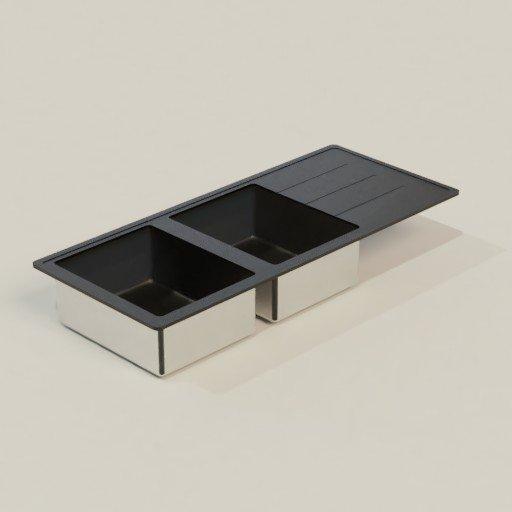 Moricema Black Sink