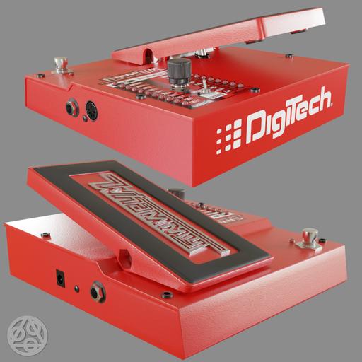 Digitech Whammy Guitar Efftect by DJH