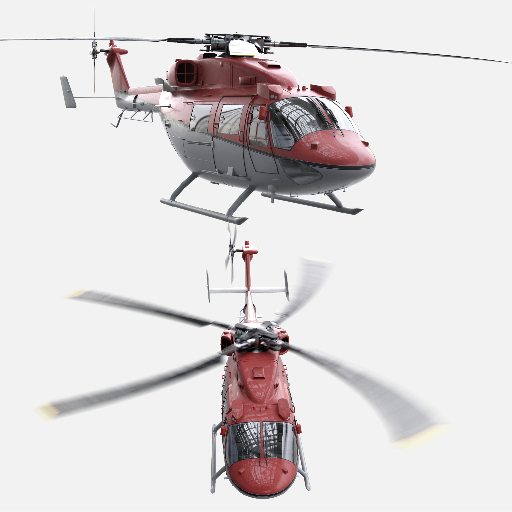 ALH Dhruv Helicopter