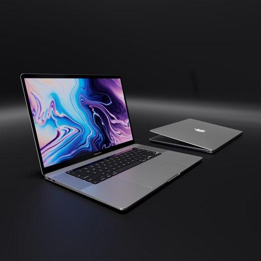 Thumbnail: Macbook pro/laptop