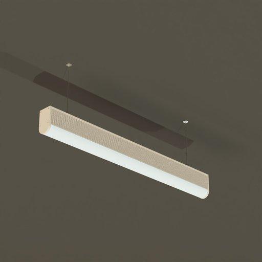 Thumbnail: Hanging light