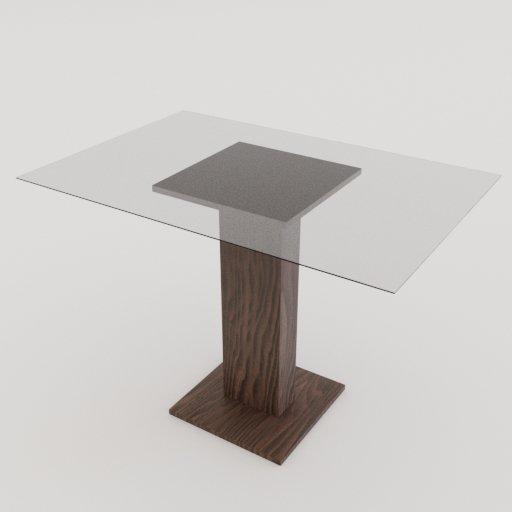 Thumbnail: Glass Table