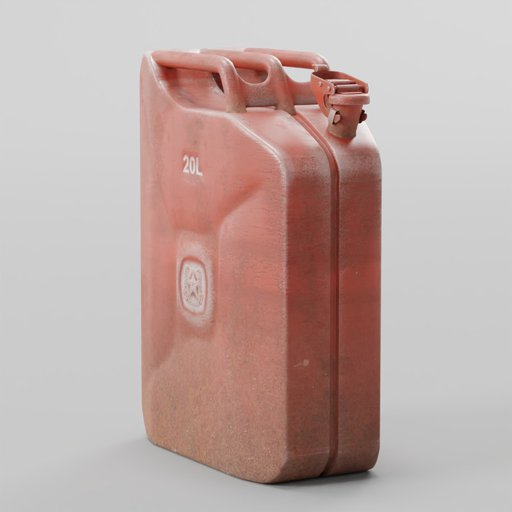 Old Jerry Can 20L