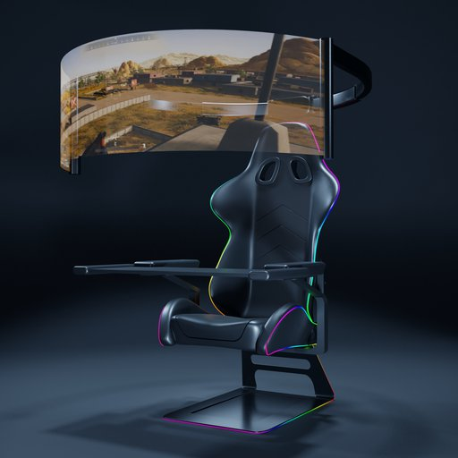Next generation gaming chair concept