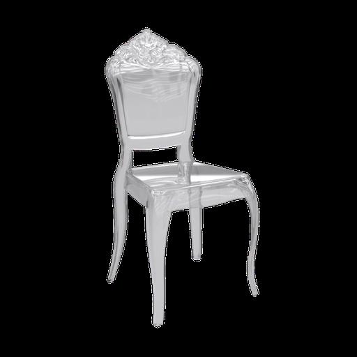 Thumbnail: Acrylic chair Venezia