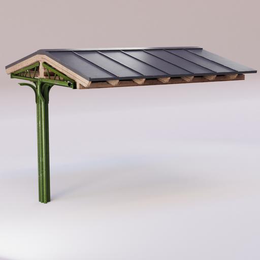 Thumbnail: Modular Roof Piece