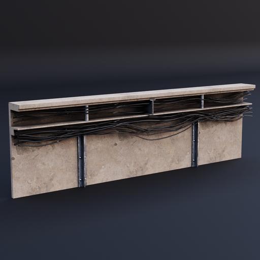 Thumbnail: Modular Guardrail