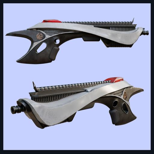 Sci-Fi style Weapon