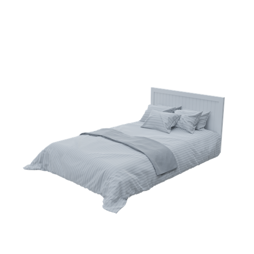 Thumbnail: Grand duvet bed