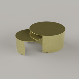 Thumbnail: Coffee Tables Brass