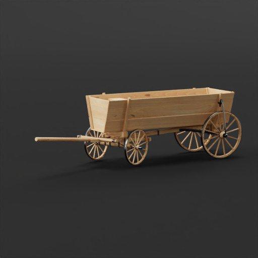 Thumbnail: Horse cart