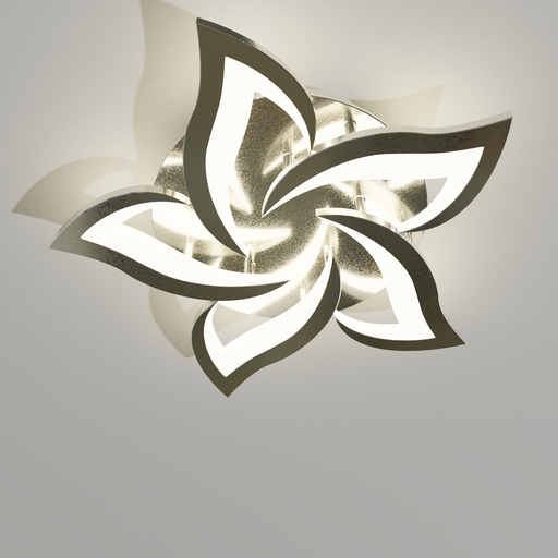 Thumbnail: Ceiling light - lotus