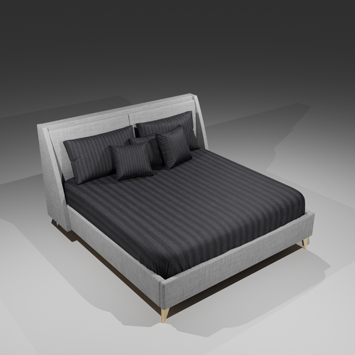 Thumbnail: Classic Bed