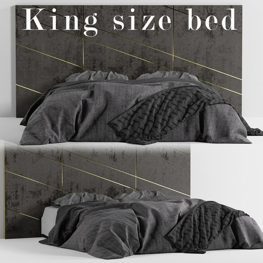 Bed 001