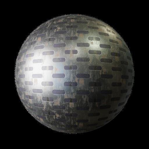 Thumbnail: SciFi Wall Texture 03
