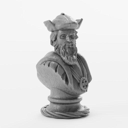 Thumbnail: Vasco da Gama bust