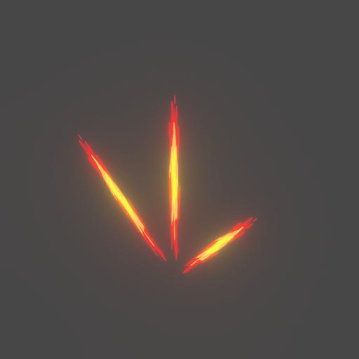 Thumbnail: Hit strike fx flame