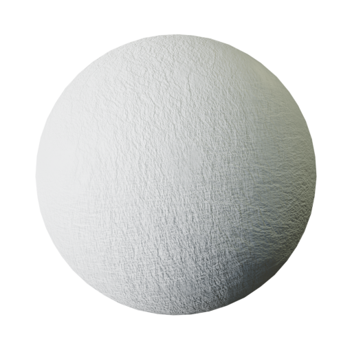 Plaster white