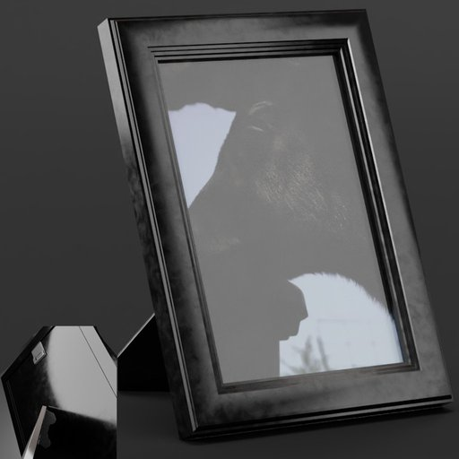Thumbnail: Tabletop Picture Frame - Procedurally Shaded
