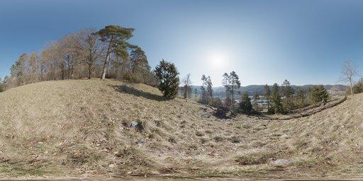 Blaubeuren Hillside