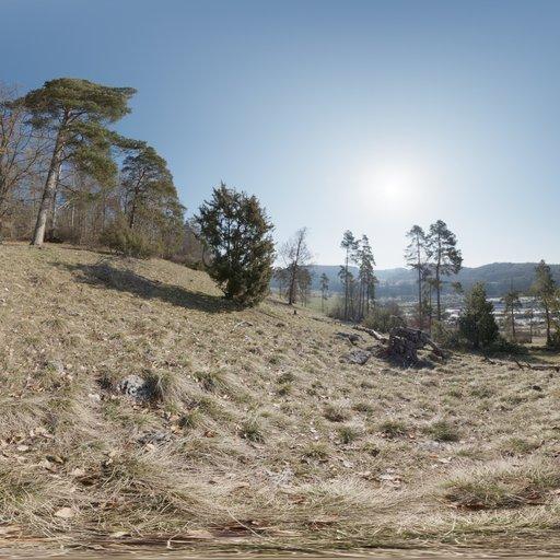 Thumbnail: Blaubeuren Hillside