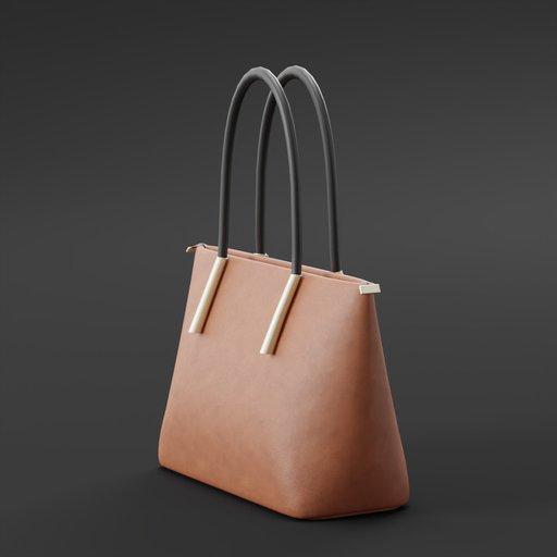Thumbnail: Handbag Cognac