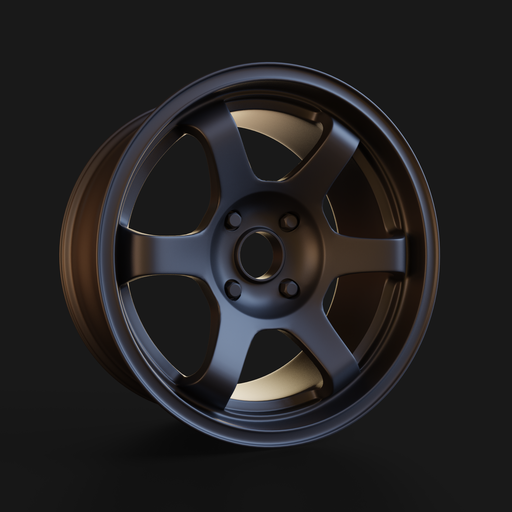 Thumbnail: TE37 Wheel