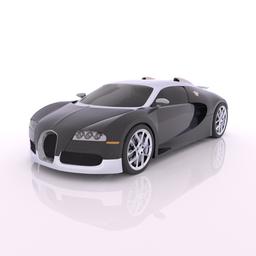 Thumbnail: Bugatti Veyron