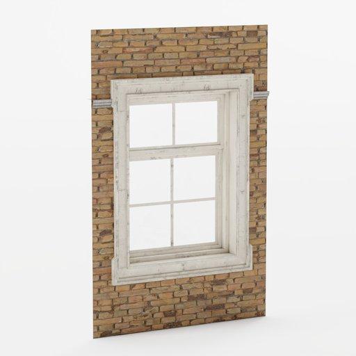 Thumbnail: Wall window center#1 2x3