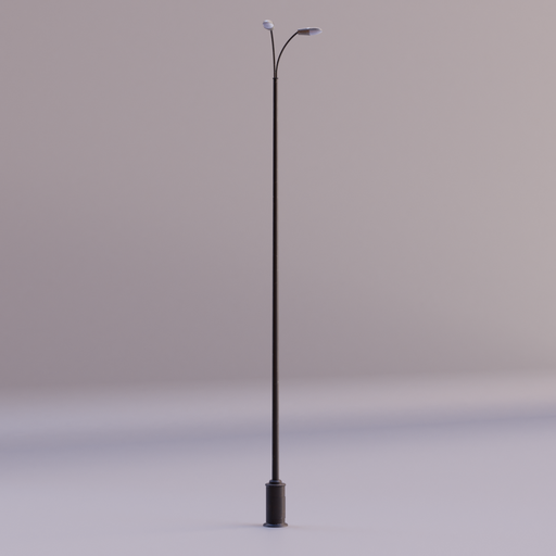 Thumbnail: Tall Street Lamp