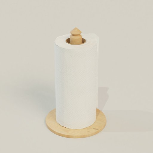 Thumbnail: Paper Towel Stand