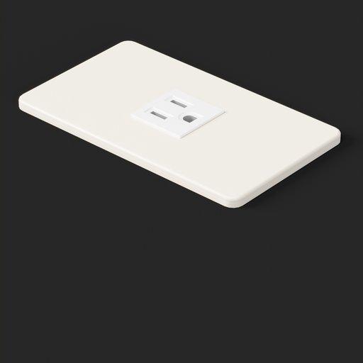 Thumbnail: Electical Outlet A