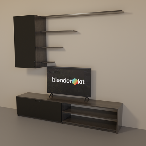 Thumbnail: Living room tv stand