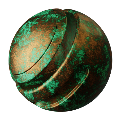 Thumbnail: Oxidized Copper