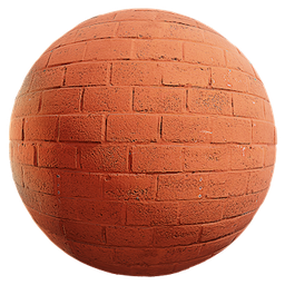 Thumbnail: Red Painted Brick Wall