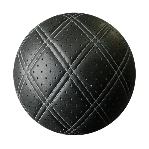 Thumbnail: Cowhide leather diamond2