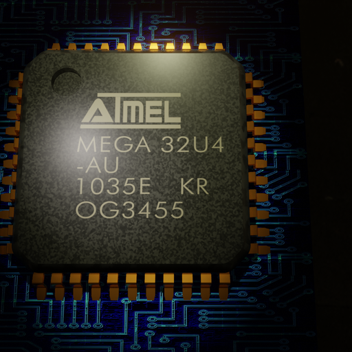 Thumbnail: Integrated circuit