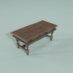 Thumbnail: Old Coffee Table