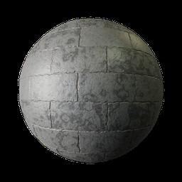 Thumbnail: Grey stone blocks
