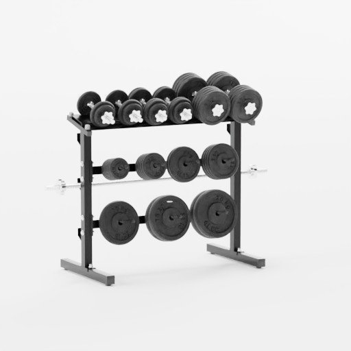 Thumbnail: Dumbbell stand