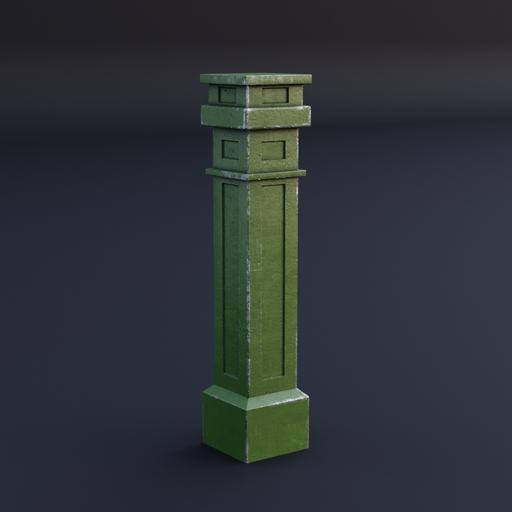 Thumbnail: Modular Fence Pillar
